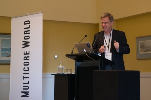 """Prof Ian Foster. Keynote: """"How to grow the economy by 10% with multicore"""""""