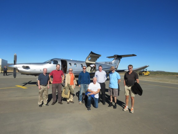 csp-ska-team-at-karoo-with-plane